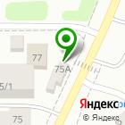 Местоположение компании Tesla_irk