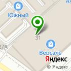 Местоположение компании АВК-Инструмент