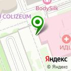 Местоположение компании Иркутский областной клинический консультативно-диагностический центр