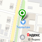 Местоположение компании ПТИА-ФОНД-Иркутск