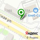 Местоположение компании Иркутский хлеб, ЗАО