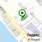 Местоположение компании Байкал-лоцман