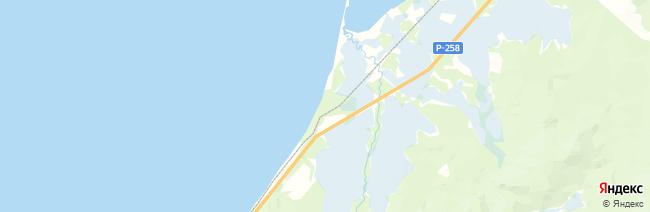 Поворот на карте