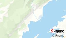Гостиницы города Сарма на карте