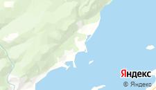 Гостиницы города Курма на карте