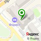 Местоположение компании PRide