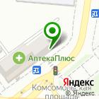 Местоположение компании СМП ЛУЧ