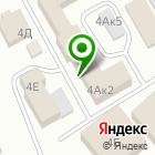 Местоположение компании ФорДА, ЗАО
