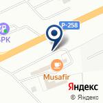 Компания Байкал-Амур М-55 на карте