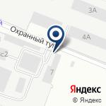 Компания КОМОД на карте