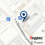 Компания Милена на карте