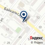 Компания Таёжник Забайкалья, магазин товаров для туризма на карте