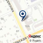 Компания РЭК СО РАН, Институт природных ресурсов на карте