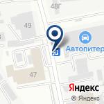 Компания СибАвто на карте