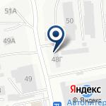 Компания Сфинкс на карте