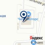 Компания Чита Моторс на карте
