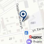 Компания УАЗ-Центр на карте