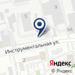 Компания Авторем на карте
