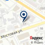 Компания ДжиПи75 на карте