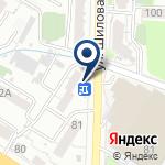 Компания Кама-3 на карте