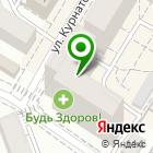 Местоположение компании АТОН