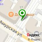 Местоположение компании Дипломат