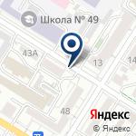 Компания Микроник на карте