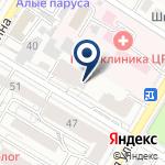 Компания Юникс на карте