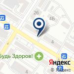 Компания Ажур Текс на карте