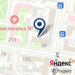 Компания Ростелеком для бизнеса на карте