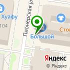 Местоположение компании PROСПОРТ