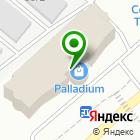 Местоположение компании Uniq