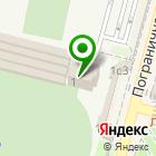 Местоположение компании Зырянов.Фитнес