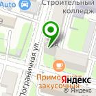 Местоположение компании Ассоциация Кредитных Кооперативов Приморского края