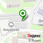 Местоположение компании DЭNMASTER