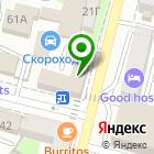 Местоположение компании Восток КИТ-Сервис