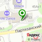Местоположение компании Tuningoff.ru
