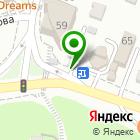 Местоположение компании Мания