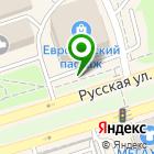 Местоположение компании Восток-Декор