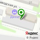 Местоположение компании Сибприбор-ДВ