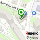 Местоположение компании Витязь