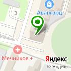 Местоположение компании LAPIR