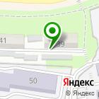Местоположение компании На Мальцевской