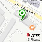 Местоположение компании Шахтинская плитка