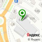 Местоположение компании ПримОкнаСтрой