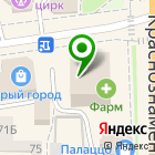 Местоположение компании Ежик