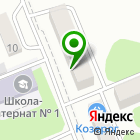 Местоположение компании Дары Алтая