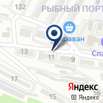 Компания Средства связи и навигации на карте