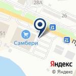 Компания Киберкасса на карте