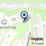 Компания Сухой порт Находка на карте
